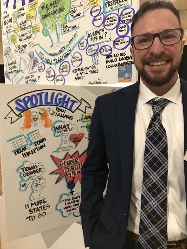Ryan Sallans Transgender Keynote Speaker