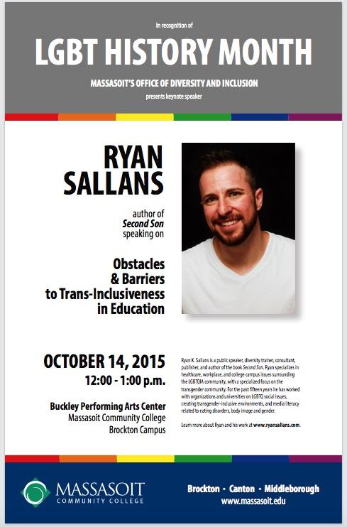 LGBT college speakers