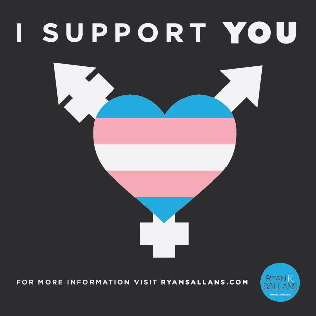 area bay Transgender support