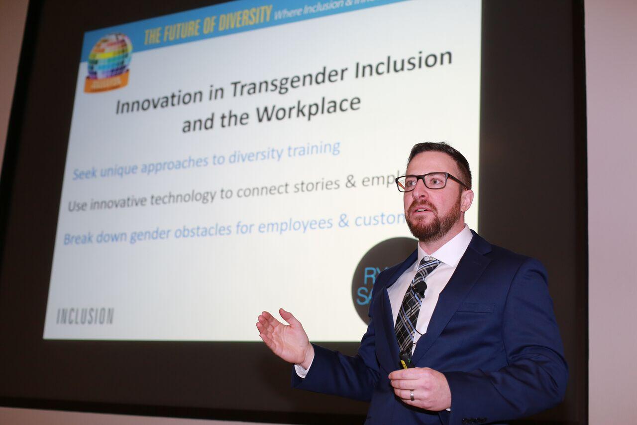 LGBT Keynote Speaker
