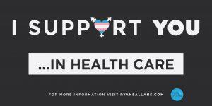 Transgender Support in Health Care