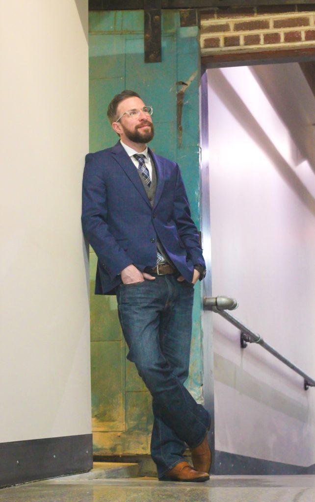 Ryan Sallans Transgender Speaker at The Mastercraft